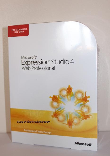 Microsoft Expression Web Purchase