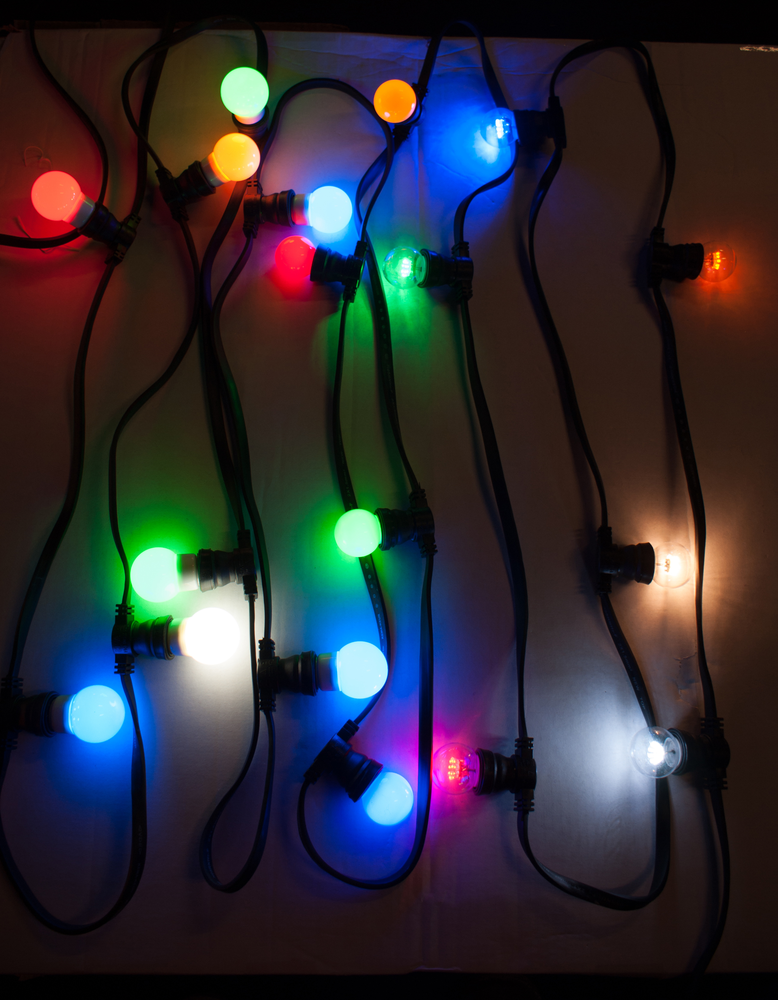 PREMIER LED Festoon Party Lights String Strips Rope 200M Garden FULL SET UK eBay